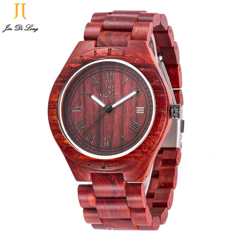 2017 fashion branded japan movement wood quartz watch,wood wrist watch men