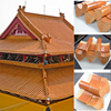 Building glass roof materials ML-001 cheap roofing tiles