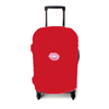 Luckiplus Lip Design Spandex Luggage Cover Suitcase Cover 1015