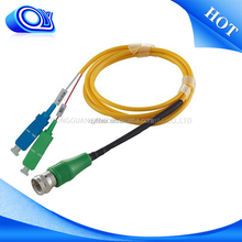 FTTH optic home node APC/UPC Optical Fiber Patch Cord