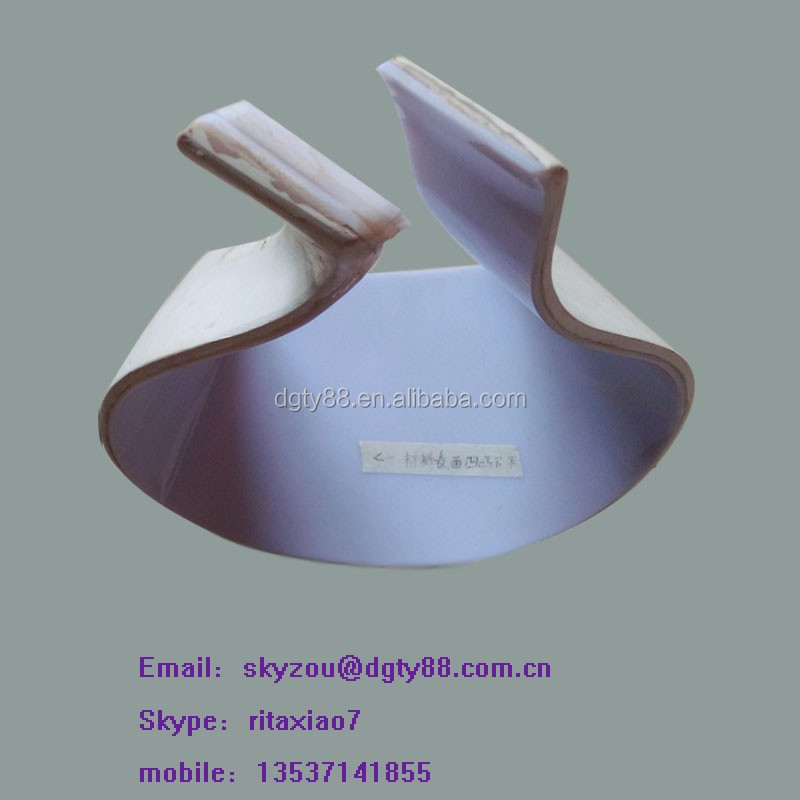 special ABS vac-formed thick film blister plastic products