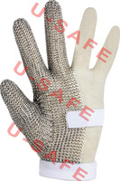 High quality cut resistant gloves/cut and chemical resistant gloves