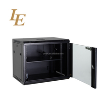 shallow compact server communication cabinet rack