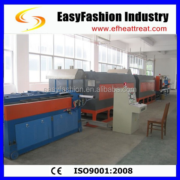 Continuous Iron Powder Reduction Furnace
