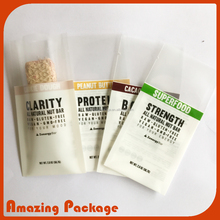 cereal bar packaging /organic snack bar package