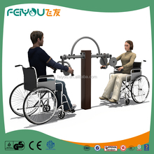 2017 new good quality Gym Outdoor fitness equipment for handicap equipment
