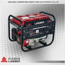 Lingben China 2000w portable kerosene generator with good quality