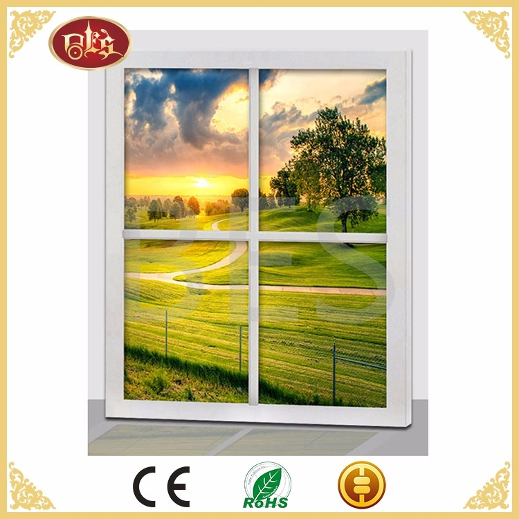 Gift Sunrise Landscape Drawing Canvas Painting Material