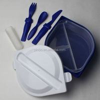 2015 New design Disposable Microwave Lunch Box
