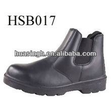 JY,ankle protection removable EVA insole easy washing slip on western famous working boots