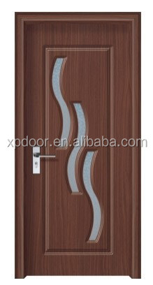xupai hot sale exterior wood door picture