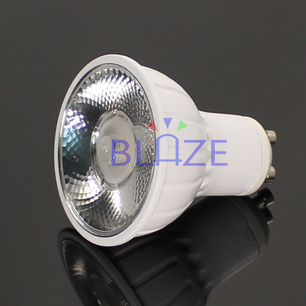 CE RoHS 10 degrees 6w Aluminum Led <strong>spotlight</strong> gu10 High Power cob Led Spot Light