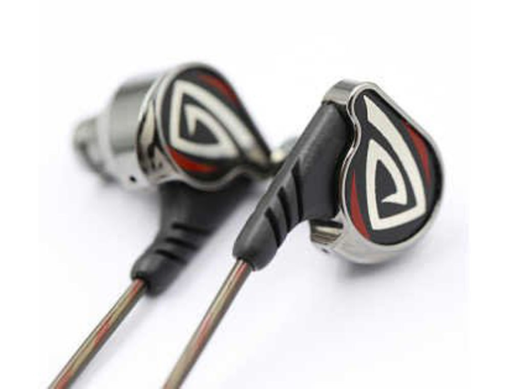 OSTRY KC06A 3.5mm HiFi Professional In Ear High Performance Earphones