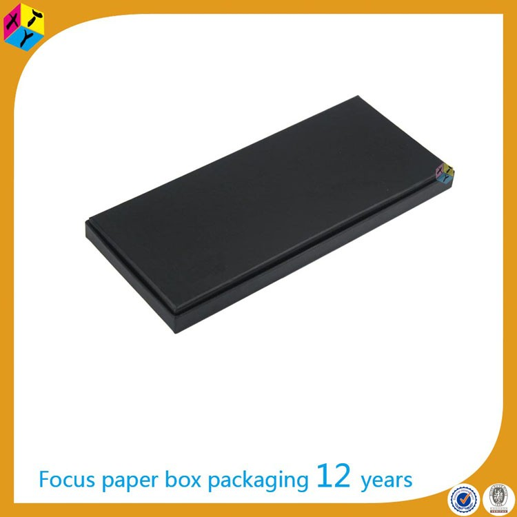 black cardboard rigid foam insert mini tool box