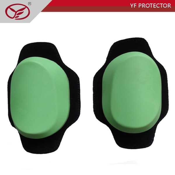 2015 Motorcycle Racing Riding Safety Protector Removable Velcro Knee Sliders