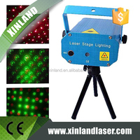 24 in 1 Cheap Mini Portable Disco Laser Stage Lights Show Projector for Christmas