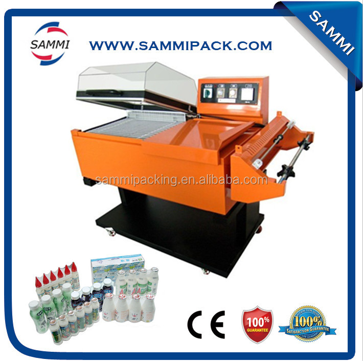 Widely use FM-5540 shrink warpping machine, shrink packing machine,shrink wrapper