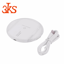 Wholesale quick qi wireless charger for phone for samsung