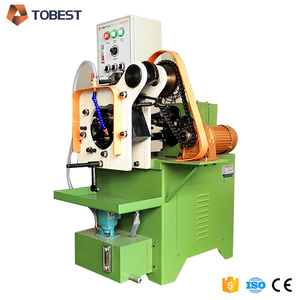 automatic pipe/tube making/knurling machine TB-35GY