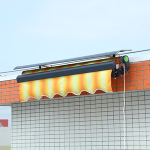 Cheap price high quality sunshade retractable canopy