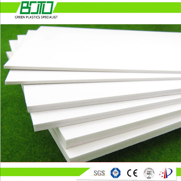 Lead-free light weight waterproof Pvc foam board