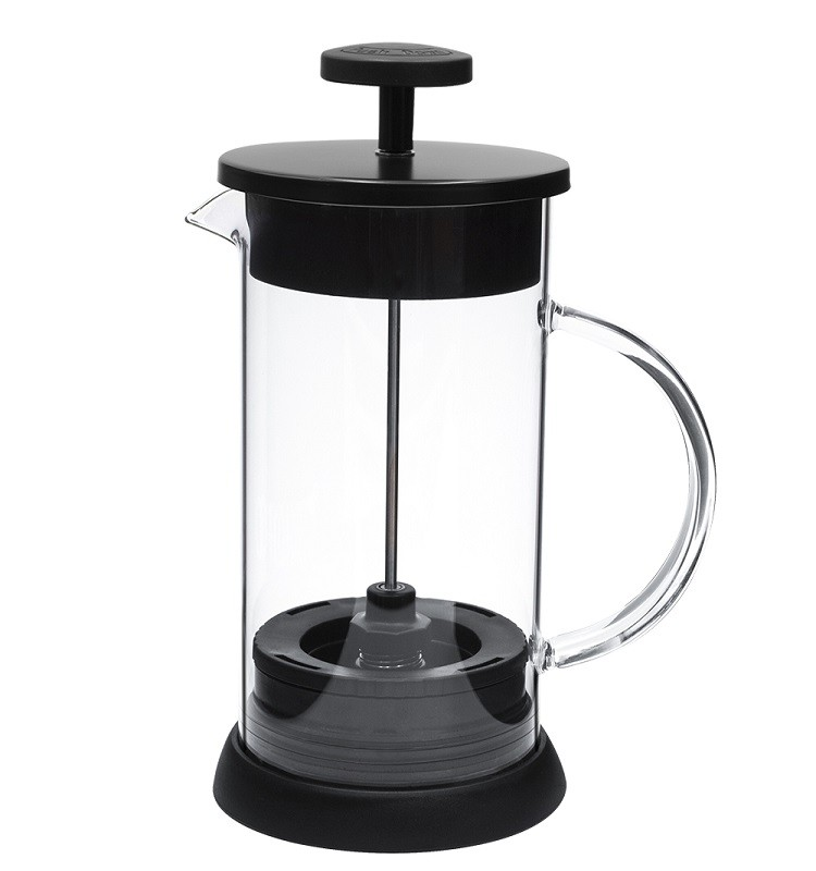 1000MLvacuum stainless steel Borosilicate glass French press coffee maker with filter Stainless steel coffee plunger bottled