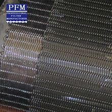 Best-Selling Hot Sale Polyester Spiral Dryer Fabric Wire Mesh With Filling Spirals