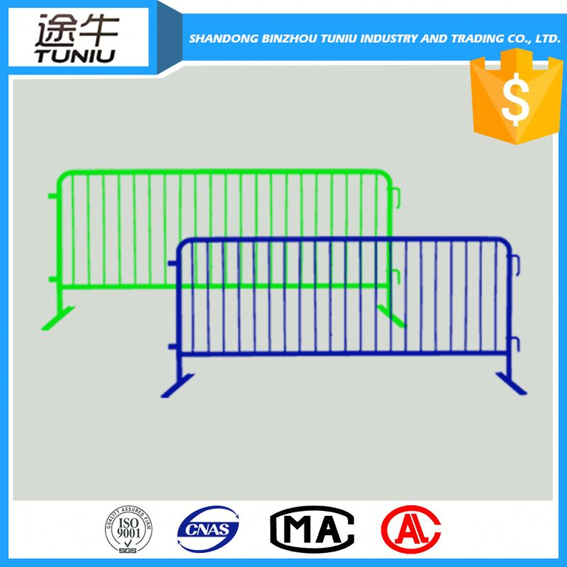 china wholesale crowd barrier fence manufacturer