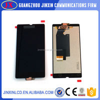 Newest Best Mobile Phone Lcd for sony xperia z l36h Touch Screen Display Digitizer