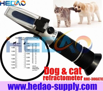 urine analyzer animal veterinary refractometer