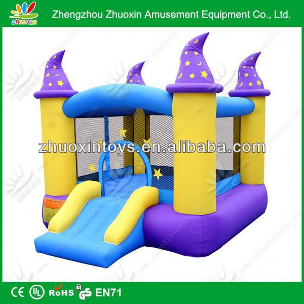 Cheapest trampoline big bouncer, inflatable bouncer