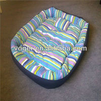 outdoor and indoor beanbag pet bed