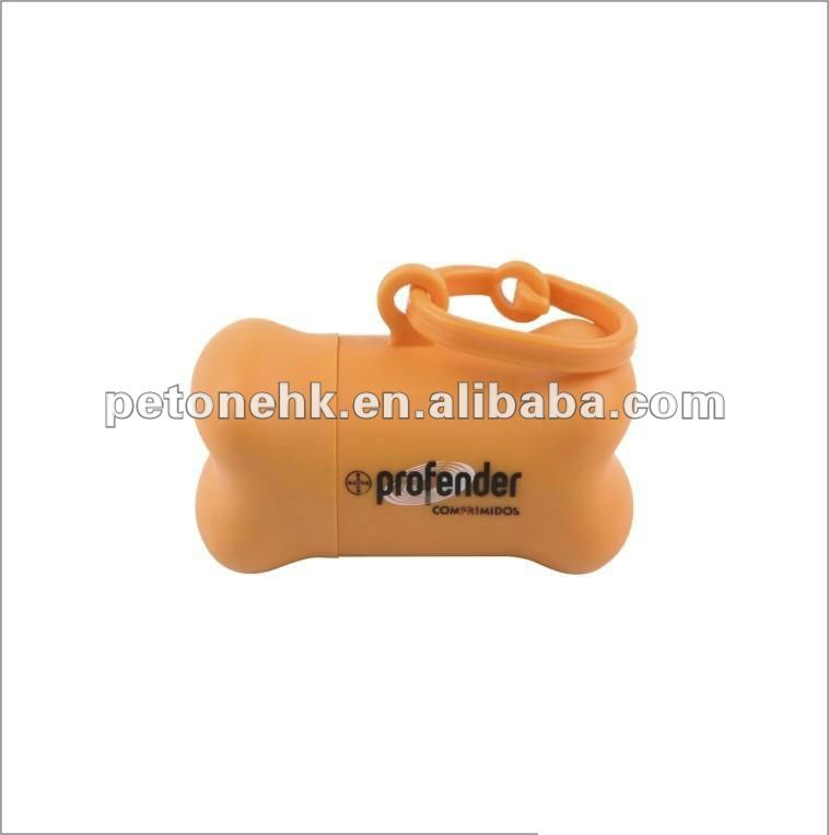 Pet Product / bag rolls holder