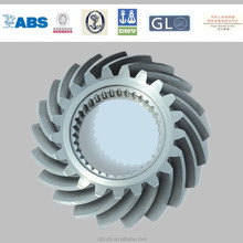 the high quality spur gear of China