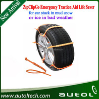 ZipClipGo Emergency Traction Aid Life Saver is an Essential Product for Every Vehicle