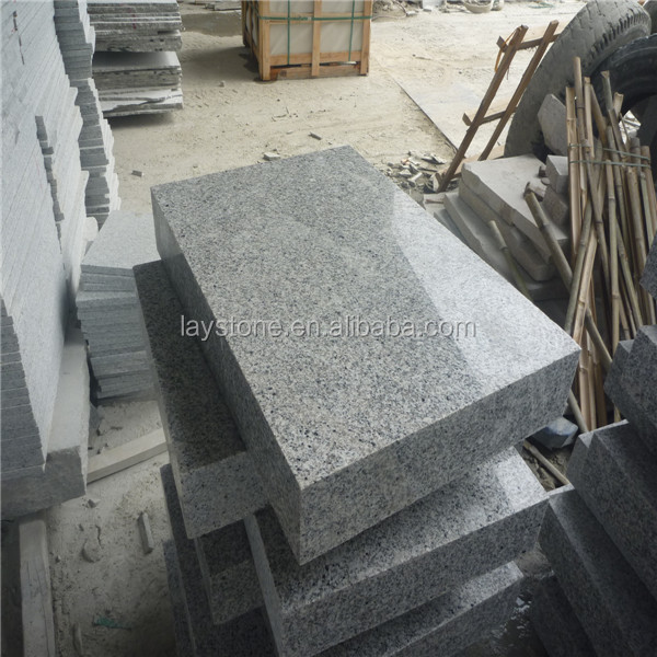 Low price g603 granite patio pavers