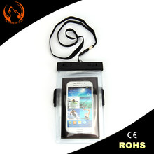 New Design Mobile Phone Pouch PVC Waterproof Bag