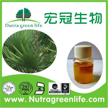 Pure serenoa repens fatty acid powder saw palmetto oil