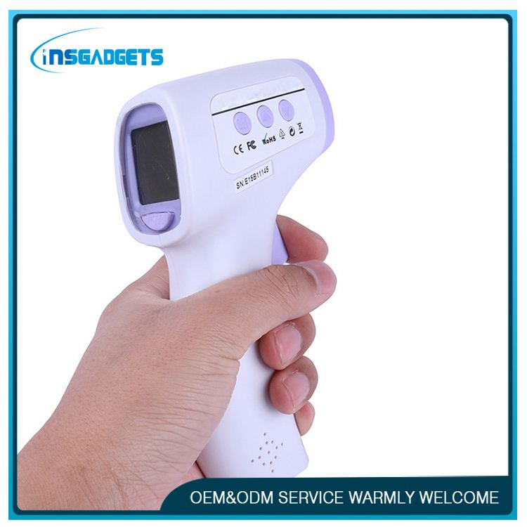 body temperature scanner PLF145 waterproof non-contact thermometer