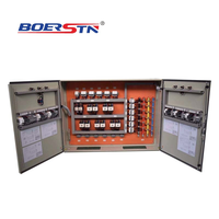 XL-21 Low Voltage Metal Power Distribution Board PDB Control Panel Box Mechanical & Interlock Electrical Panel Board