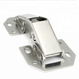 Furniture Door Soft Closing Hinge Short Arm Spring Frog Hinge