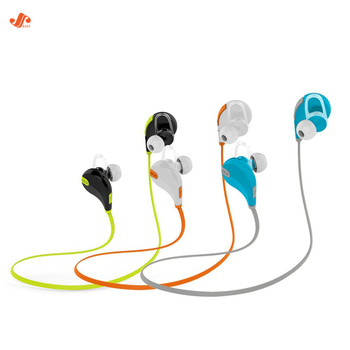 Low Price Mini Stereo Sport Headphone In Ear Earbuds Wireless Headset With Mic