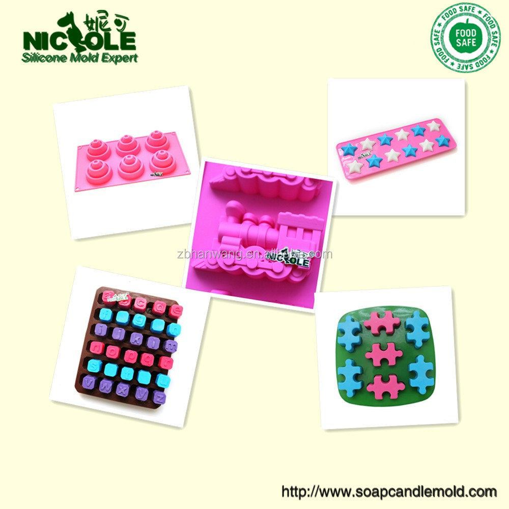 20-cavity finger biscuits mold nicole silicone cake baking molds tray cheap cookie silicone molds for cake B0205