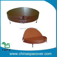 high quality marine grade top vinyl for swim spa cover