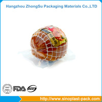 New plastic film product blue for food packaging