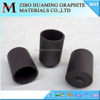 high temperature graphite Crucible for melting cooper brass
