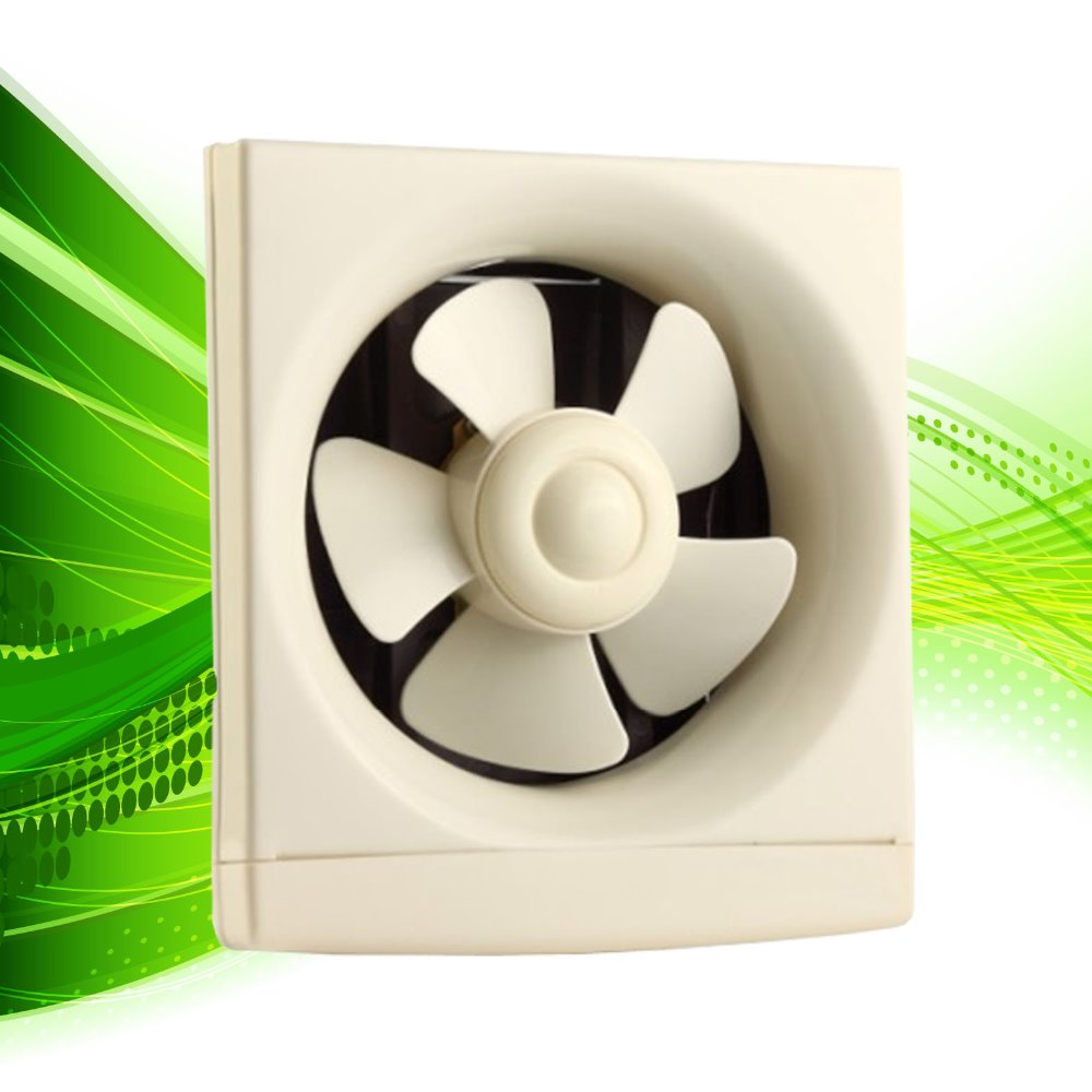 8 inch exhaust fan smoke exhaust fan portable kitchen for Kitchen exhaust fan