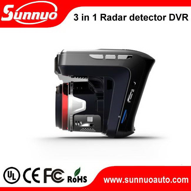 Excellent quality hot-sale anti car speed radar detector