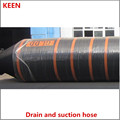 Factory direct supply of dredger for mud suction and drainage hose mud suction special delivery hose
