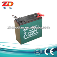 sealed lead acid battery 12v 20ah